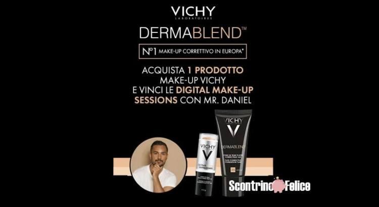 Concorso Vichy vinci 50 Digital Make-Up Sessions