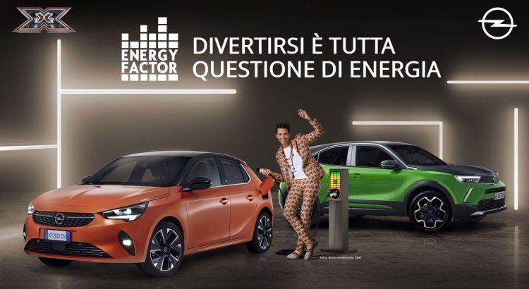 Vinci gratis card Spotify, biglietti X Factor 14 e una Opel a noleggio