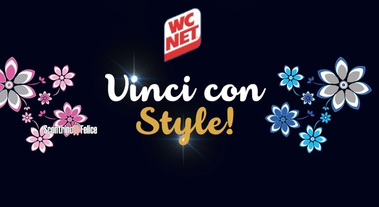 Wc Net Vinci con Style