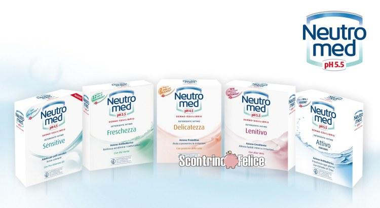 Diventa tester detergente intimo Neutromed