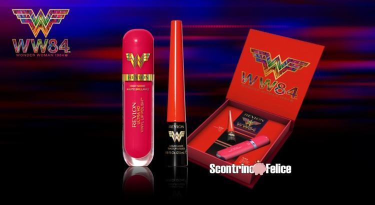 Diventa tester Revlon Wonder Woman