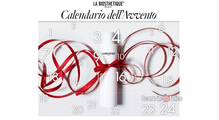 Calendario dell'Avvento La Biosthétique Paris 2020