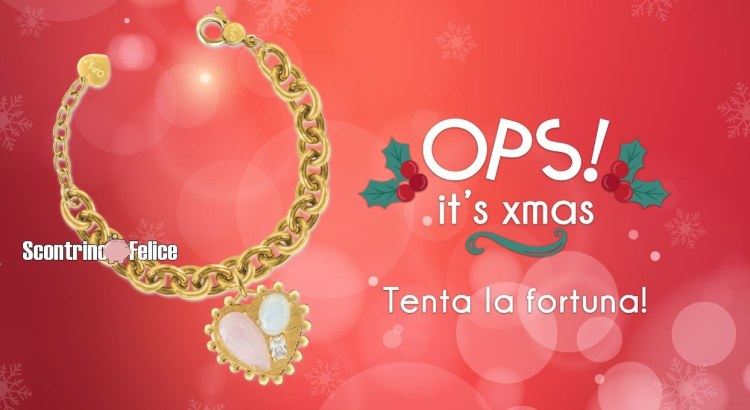 Vinci gratis un bracciale Ops Objects Precious Love