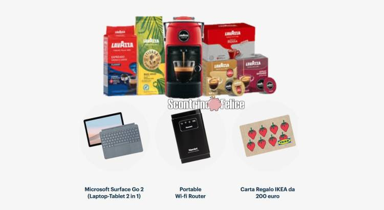 Concorso Lavazza Home Smart Home