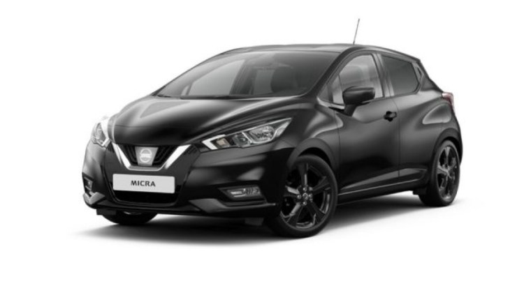 Nissan Micra versione N-Sport