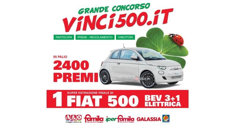 Grande Concorso Primavera Vinci 500