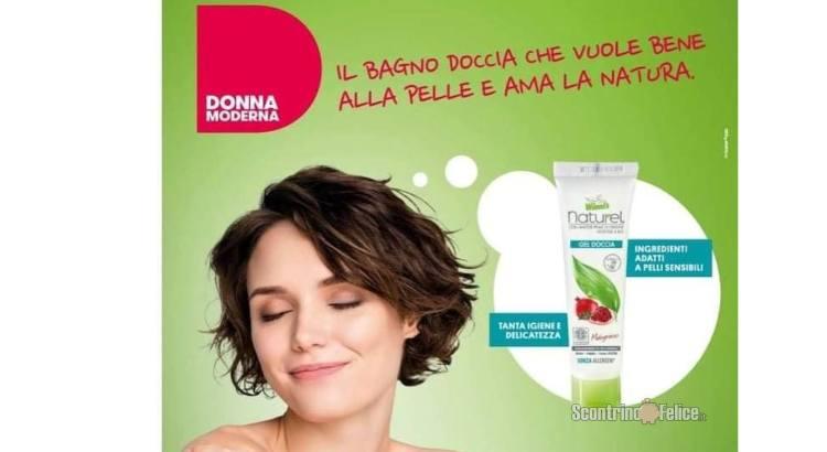 Affari in Edicola gel doccia Winni's Naturel con Donna Moderna