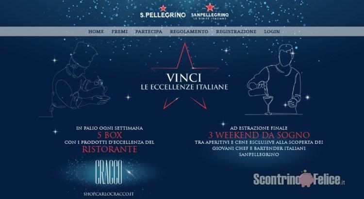 Concorso San Pellegrino Vinci le eccellenze italiane 2021