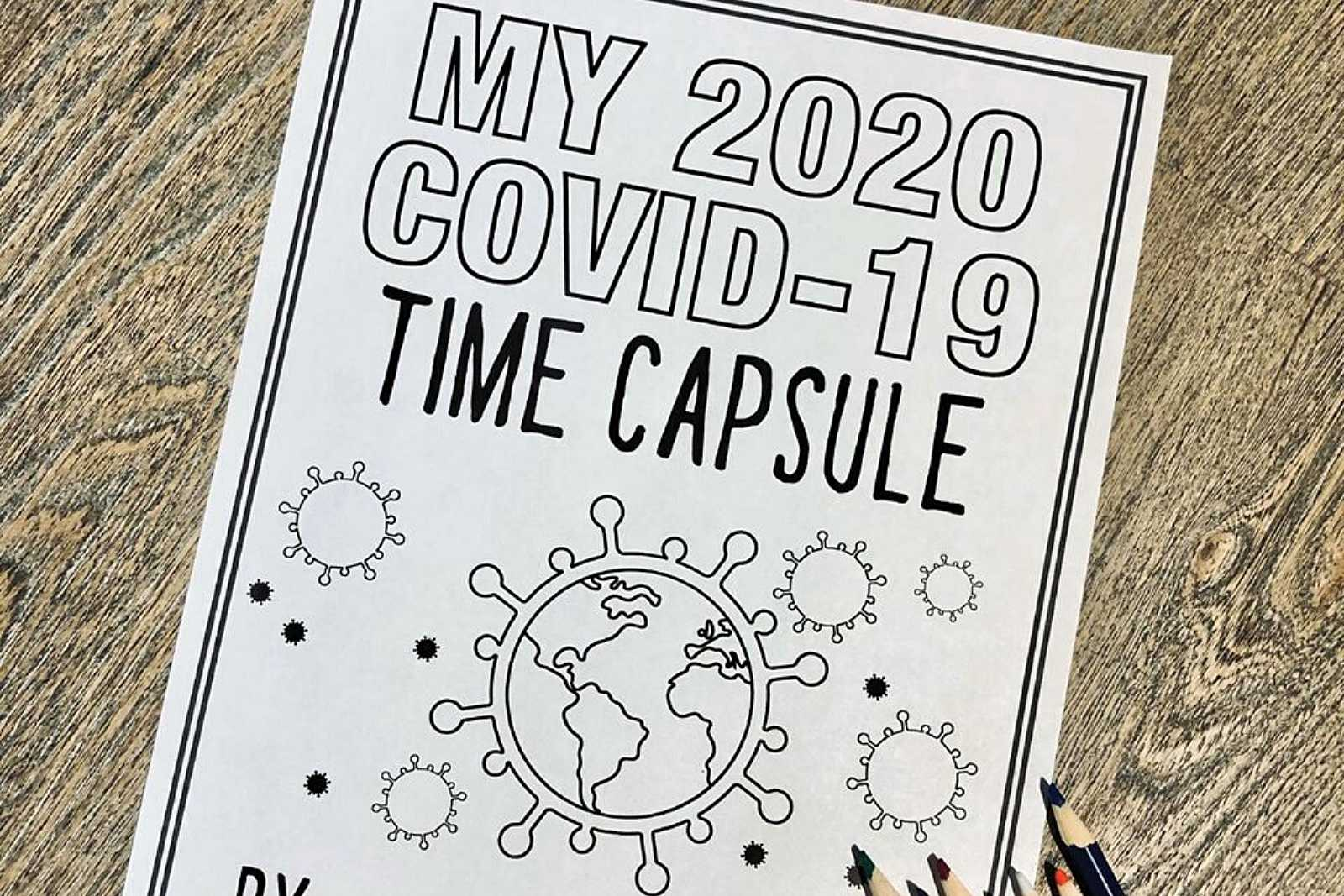 This Time Capsule Engages Kids Amp Records Experiences