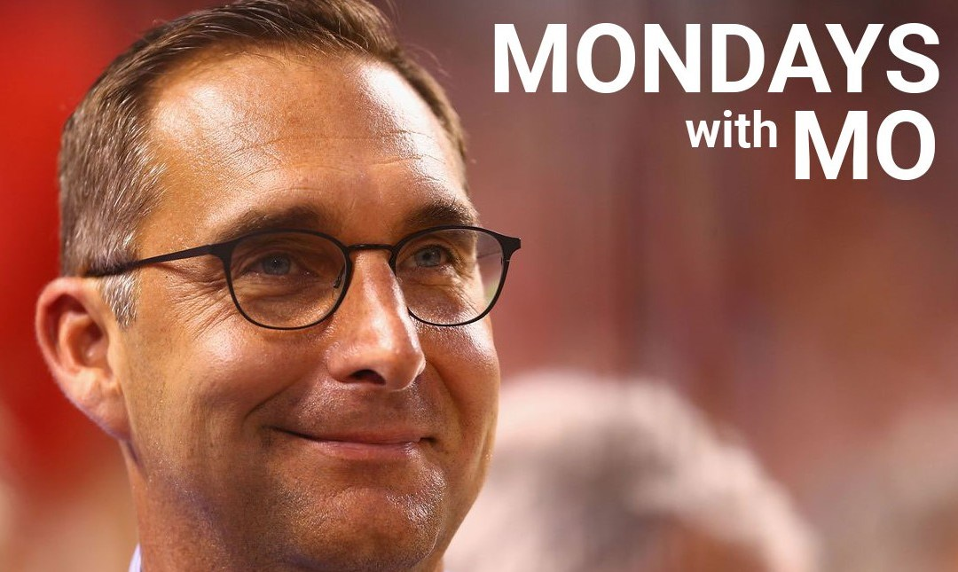Mondays with Mo- August 19, 2019