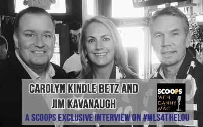 Update – MLS – Carolyn Kindle Betz and Jim Kavanaugh