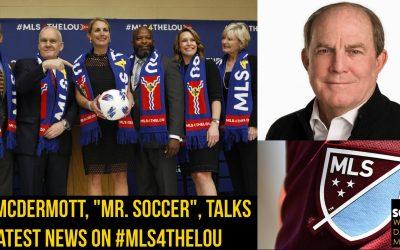 MLS Update – Bill McDermott on Latest News