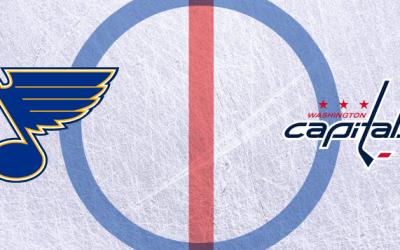 Blues Report – Blues vs Capitals – January 14, 2019