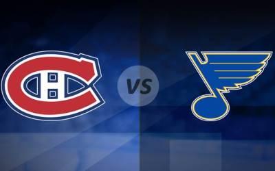 Blues Report – Canadiens vs Blues – January 10, 2019