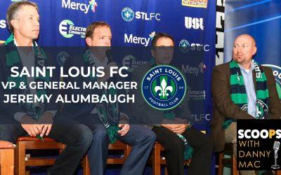 Jeremy Alumbaugh – Saint Louis FC General Manager