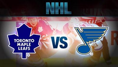 Blues Report – Maple Leafs vs Blues – February 19, 2019