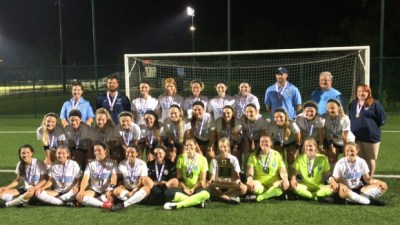 St. Dominic 2019 girls Class3 champs