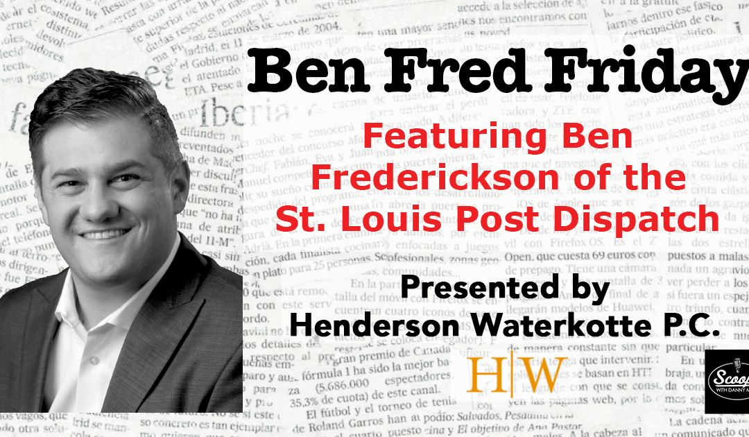 Ben Fred Friday – December 27, 2019