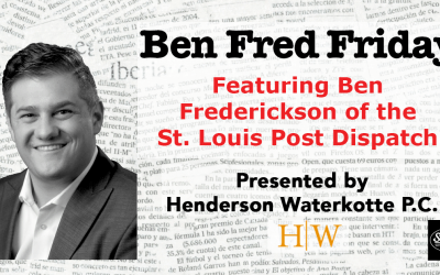 Ben Fred Friday – December 27, 2019