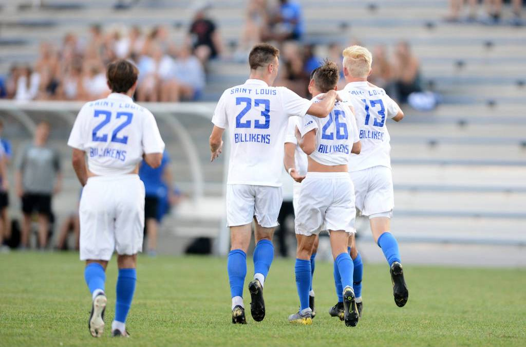 Billiken Men's Soccer Team Hopes to Ride Successful Preseason into an Expectation-Filled 2019 Campaign