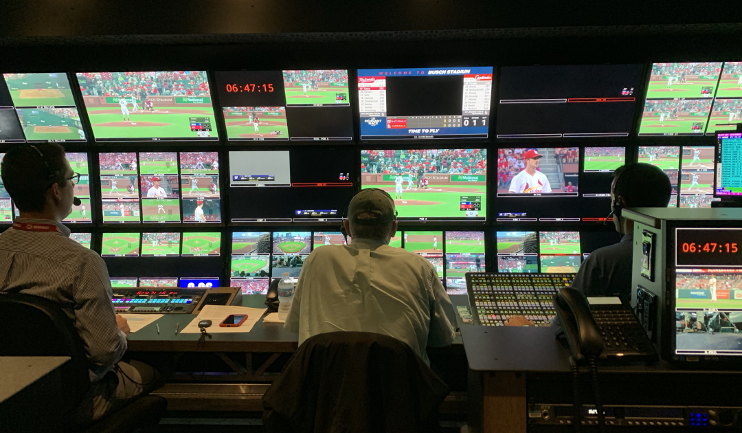 Behind the scenes: How FOX Sports Midwest captures Cardinals games
