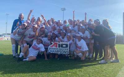 SLU Women's Soccer dominates in A-10 Championship game, earns spot in the NCAA Championship