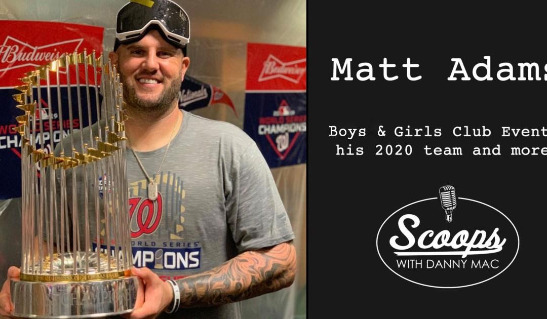 Matt Adams – Giving Back & Love for St. Louis