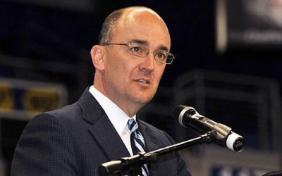 Chris May – SLU Athletic Director