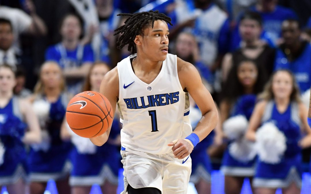 Local boys shine as Billikens make statement win over Rams