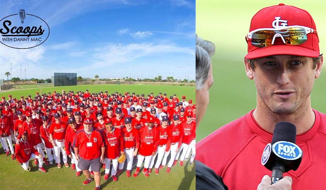 Joe Pfeiffer with Uplifting Cardinals News