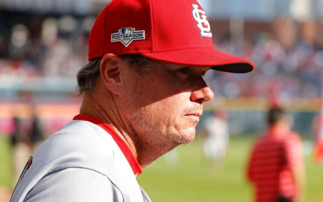 Mike Shildt – Cardinals Update – October 22, 2020