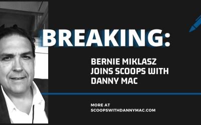 Bernie Miklasz joins Scoops with Danny Mac