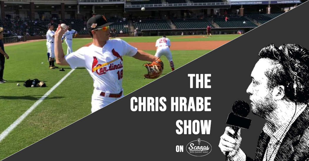 Tommy Edman: The Chris Hrabe Show Ep. 44