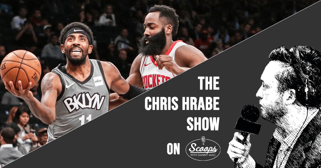 Jordan Schultz on NBA Blockbuster Trade: The Chris Hrabe Show Ep. 67
