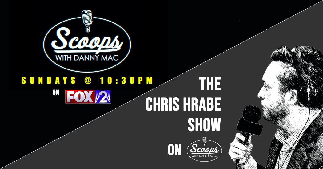 Danny Mac on New Scoops TV Show: The Chris Hrabe Show Ep. 63