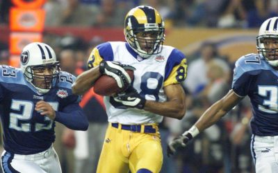 """Bernie: Is This The Year For """"Greatest Show"""" Member Torry Holt To Make It Into The Pro Football Hall Of Fame?"""