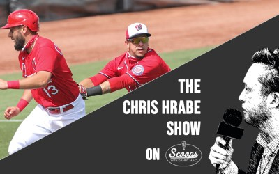 Cardinals Spring Training with Zach Silver: The Chris Hrabe Show Ep. 99