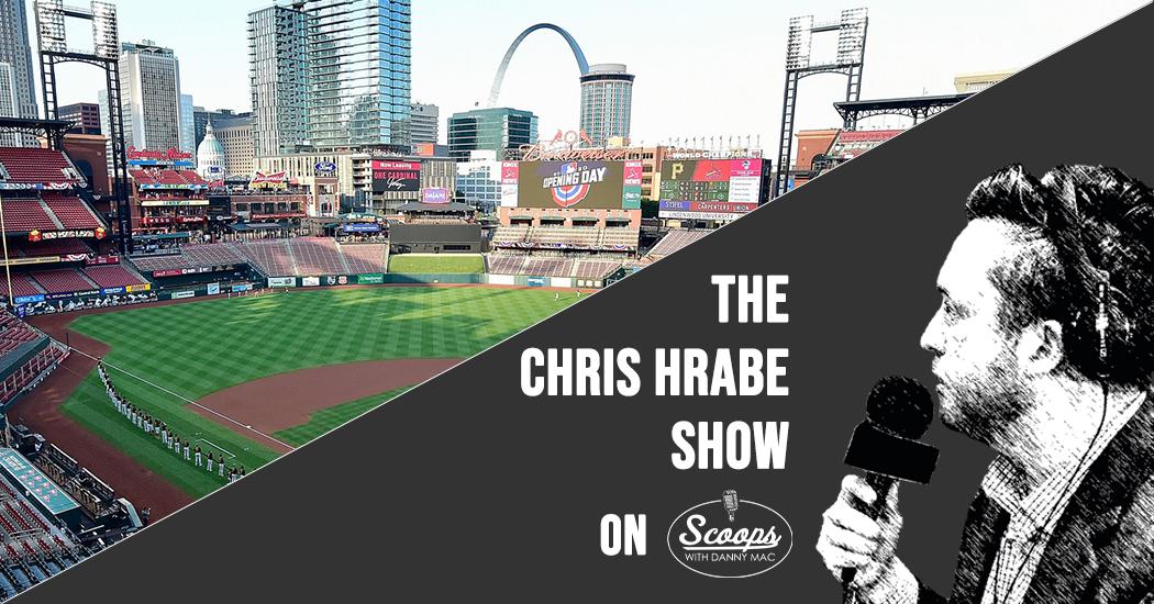 Rick Ankiel – 2021 Home Opener  – The Chris Hrabe Show Ep. 125