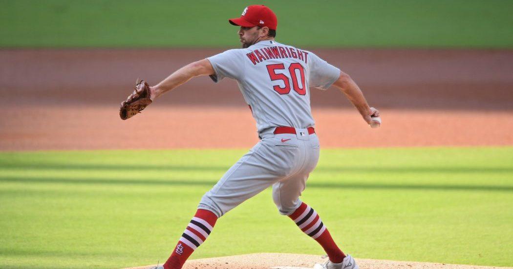 Bernie's Redbird Review: The Inconsistent Cardinals Offense Wastes An Adam Wainwright Gem
