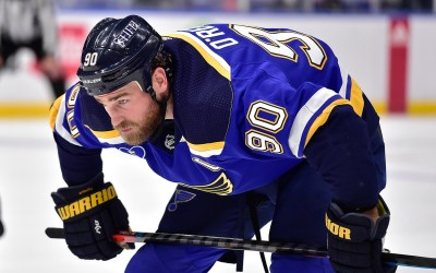 Bernie: With Only 21 Games To Go, The Blues Are Getting Close To Zero Hour