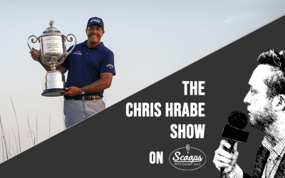 Giveaways and PGA Talk with Rick Gehman- The Chris Hrabe Show Ep. 157