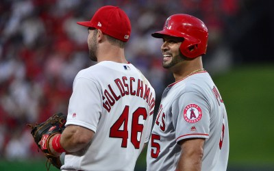 Bernie: If Pujols And The Cardinals Want To Reunite, This Potential Daydream Has Many Questions.