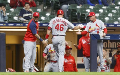 Bernie: I Love The Cardinals-Brewers Rivalry, And Last Night's Game Was A Blast