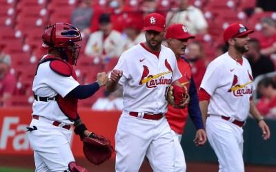 Bernie's Redbird Review: A Tribute To Adam Wainwright, The Cardinals' Greatest Living Pitcher