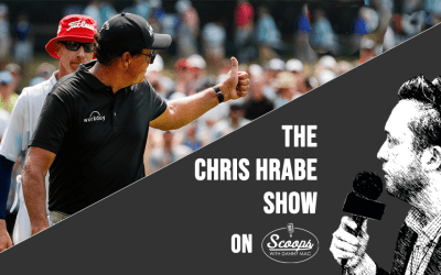 PGA John Deere, British Open and The Match- The Chris Hrabe Show Ep. 182