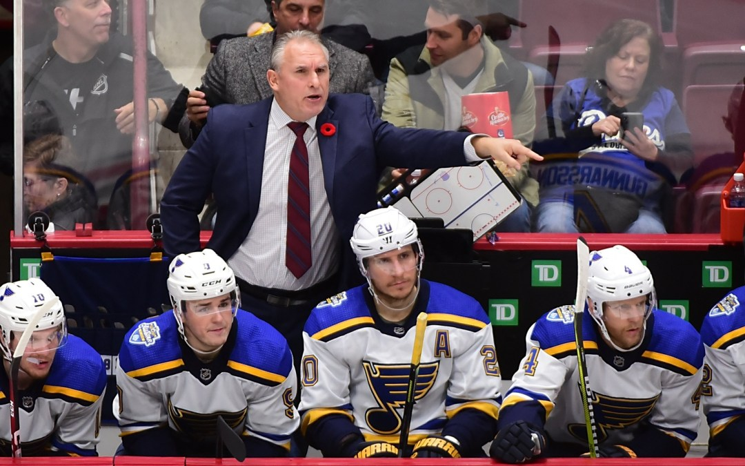 Bernie: By Adding Saad And Buchnevich, The Blues Begin To Restore Lost Strength Of Berube Hockey