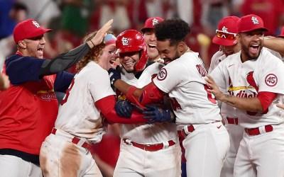 Bernie's Redbird Review: The Cardinals Rebound, Make Progress, But Must Beat The Cubs Thursday Night