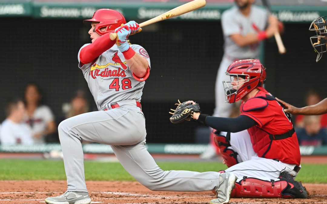 Bernie's Fungoes: Harrison Bader Is Building A Better Career. Plus: The Pursuit Of Mad Max.