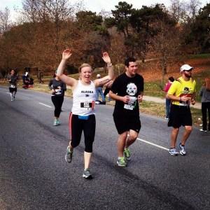 Conquering the Philadelphia Marathon