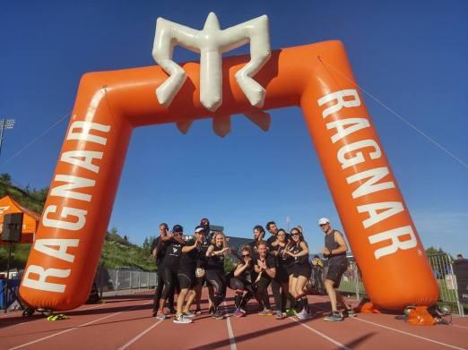 Ninjas at the Start!